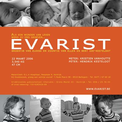 Geboortekaartje_evarist